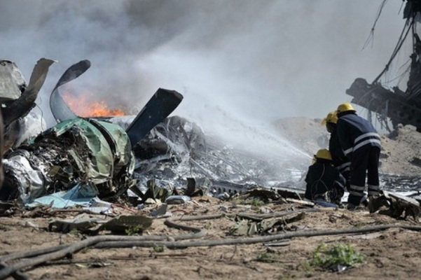 Seven Turkish security personnel killed in plane crash: state media