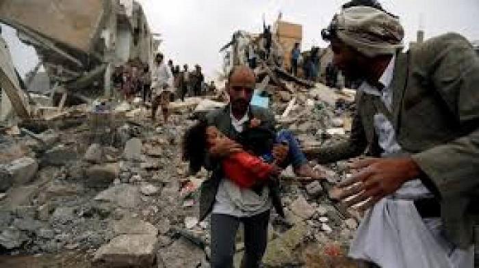 Five children among dozen killed in Yemen air strike: sources