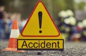 Worker killed in city road accident