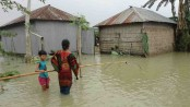 Flood situation worsens in Faridpur, Kurigram