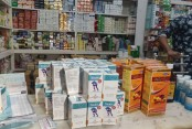 5 medicine shops fined Tk 7 lakh at Mitford