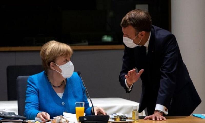Coronavirus: EU leaders start third day of economic recovery talks