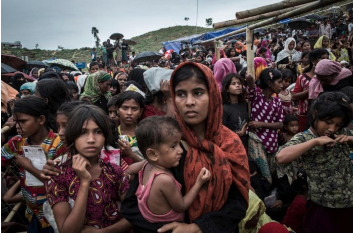 Germany provides $4.5m for Rohingyas, host communities