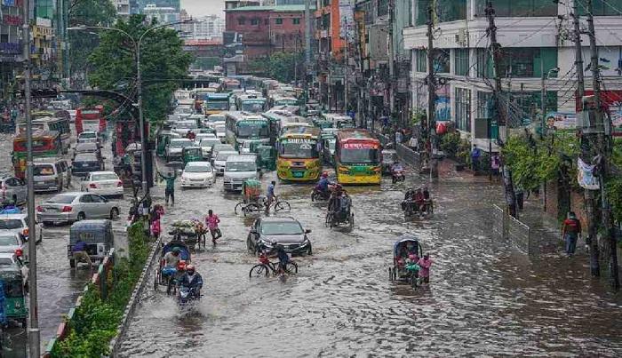 Monsoons bring back the menace of waterlogging
