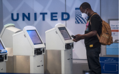 United Airlines passengers must wear masks at airports