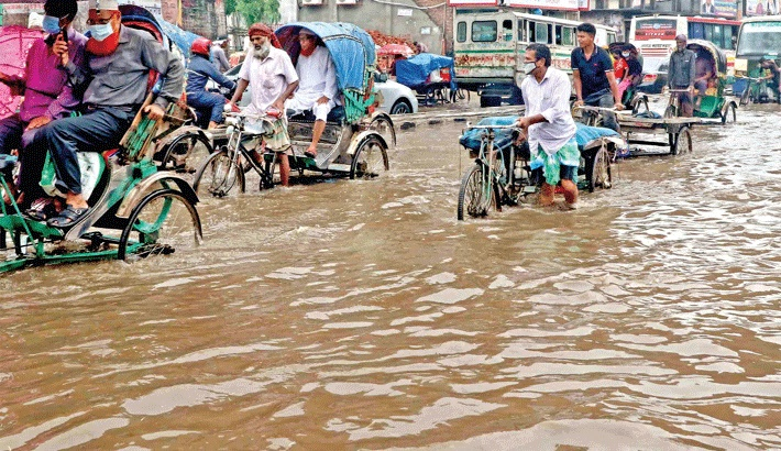 Resolving waterlogging problem: Wasa projects in limbo