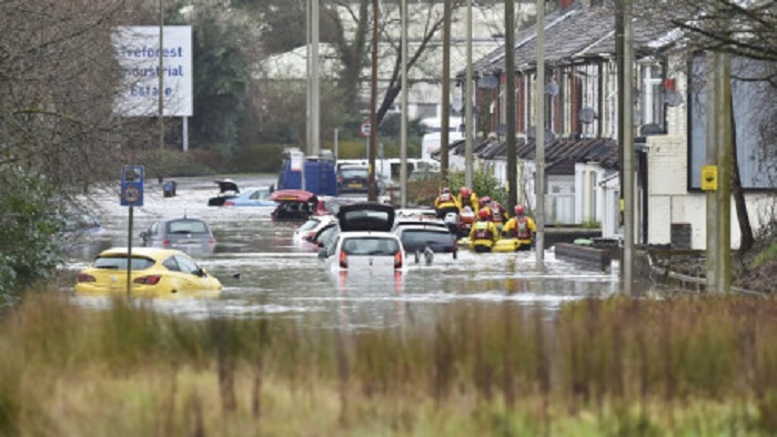 Europe flooding period worst in 500 years: study