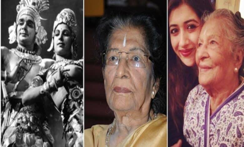 Noted Indian dancer-choreographer Amala Shankar dies at 101