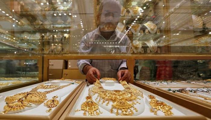 Gold price skyrocketed