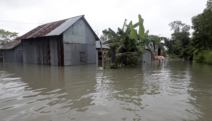 Flooding turns for worse, millions marooned