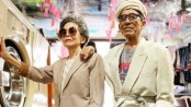 Taiwanese laundry-modelling grandparents are surprise Instagram hit