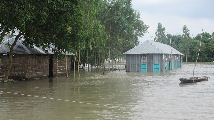 Flood situation mostly stable in B'putra basin