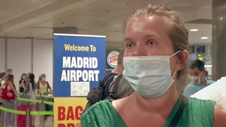 Coronavirus: Spain races to save tourism as cases surge