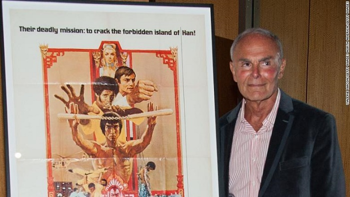 'Enter The Dragon' actor John Saxon dies at 83