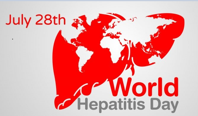 World Hepatitis Day today