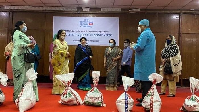 Chevron provides COVID-19 support to nine Dhaka schools