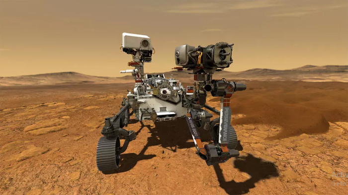 NASA clears Mars Perseverance rover 'go for launch'