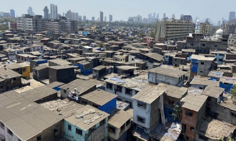 India coronavirus: 'More than half of Mumbai slum-dwellers had Covid-19'