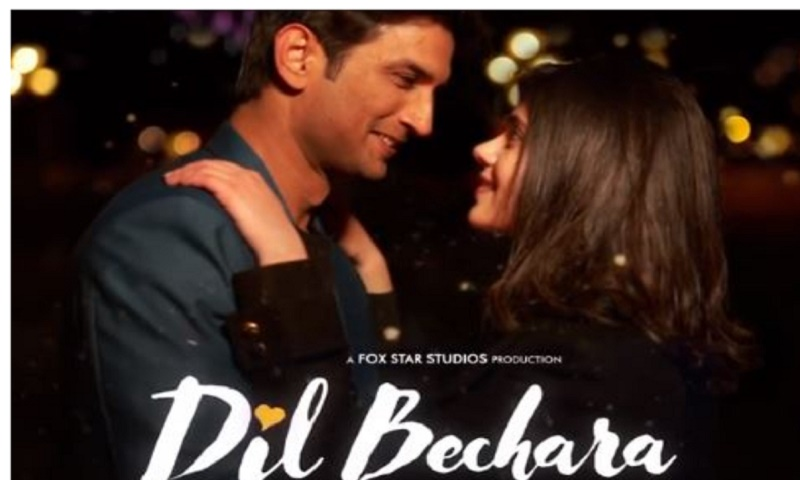 Sushant Singh Rajput's Dil Bechara gets 95 million views in 24 hours
