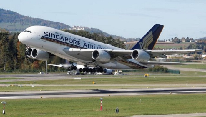 Virus-hit Singapore Airlines suffers $800 mn loss in 1st quarter