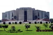 JS Bhaban's renovation based on Louis Kahn's design: Speaker