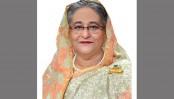 Prime Minister Sheikh Hasina greets people on Eid-ul-Azha