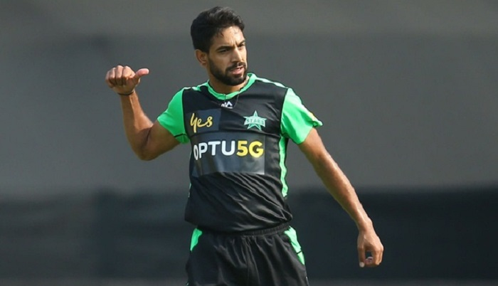 Pakistan pacer Haris cleared for England tour