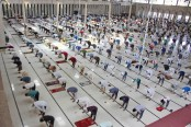 6 Eid Jamaats to be held at Baitul Mukarram National Mosque