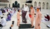 Eid jamaats to be held only inside Mosques