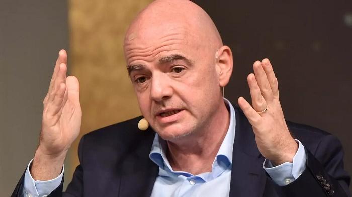 Swiss prosecutor launches criminal probe of FIFA chief Infantino
