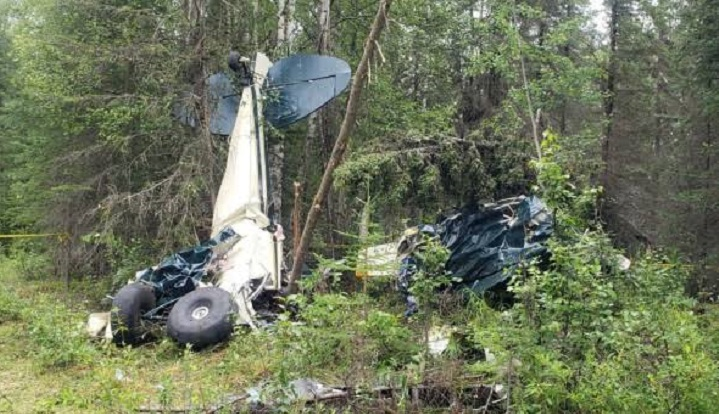 7 killed, including State Lawmaker, as two planes collide midair in Alaska