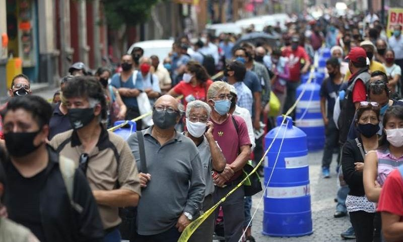 Coronavirus: Mexico's death toll becomes world's third highest