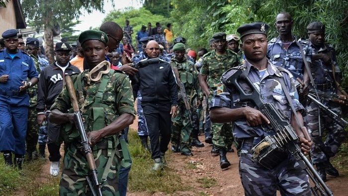 Soldier in eastern DR Congo shoots dead at least 13 civilians