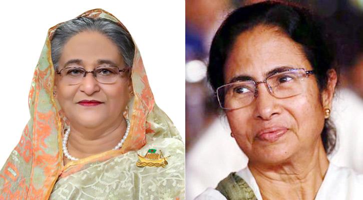 Mamata Banerjee greets Sheikh Hasina on Eid-ul-Azha