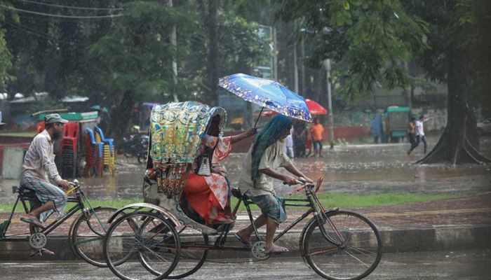 Rain likely across country