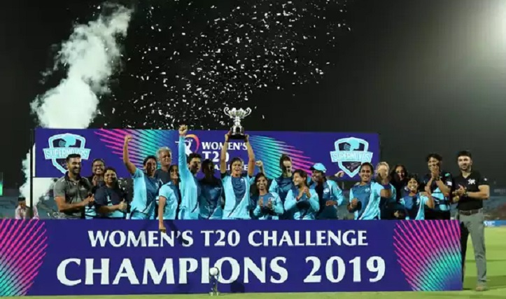 Women's T20 Challenge 'very much on': India cricket president