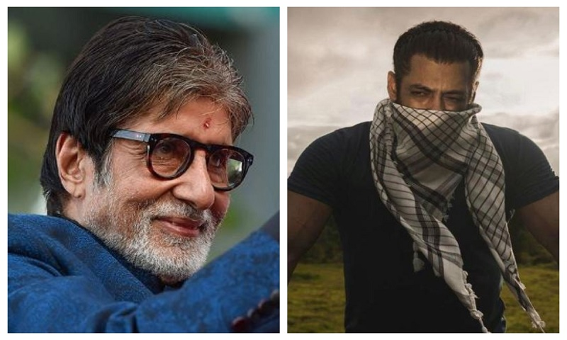 Amitabh Bachchan, Salman Khan and others extend Eid greetings to fans