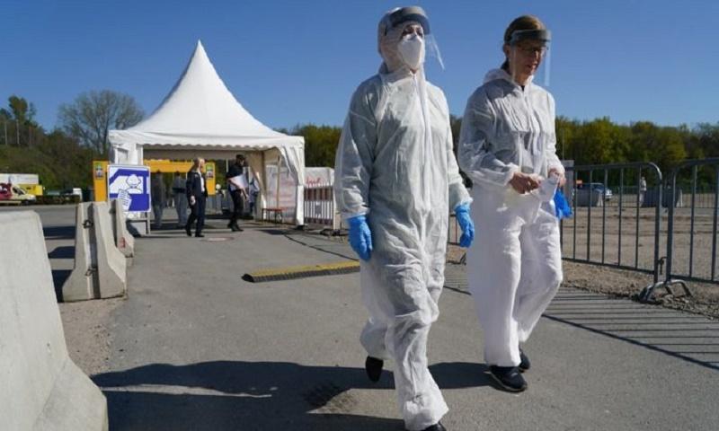Coronavirus: South Africa virus cases pass half million mark