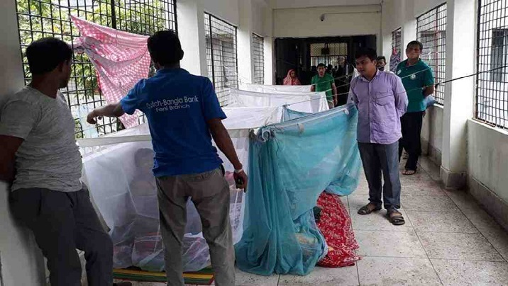 10 dengue patients undergoing treatment at Dhaka hospitals: DGHS