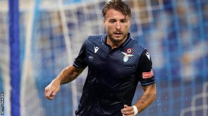 Lazio marksman Ciro Immobile to win European Golden Shoe after Cristiano Ronaldo is LEFT OUT of Juventus squad