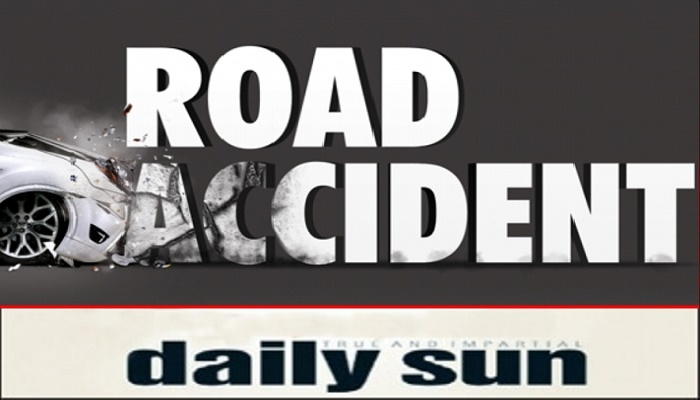 3 of a family killed as bus rams motorcycle in Nilphamari