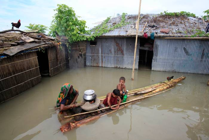 EU provides Tk 10 million to support Bangladesh flood victims