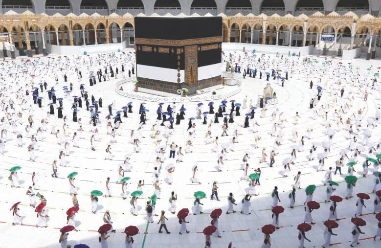 Saudi Arabia concludes downsized hajj amid pandemic
