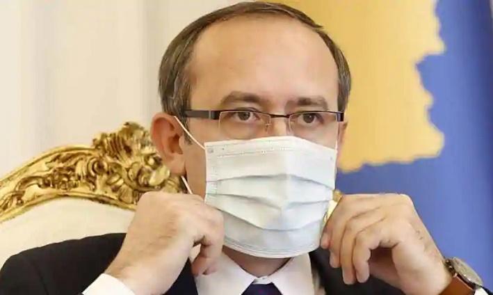 Kosovo PM tests positive for coronavirus