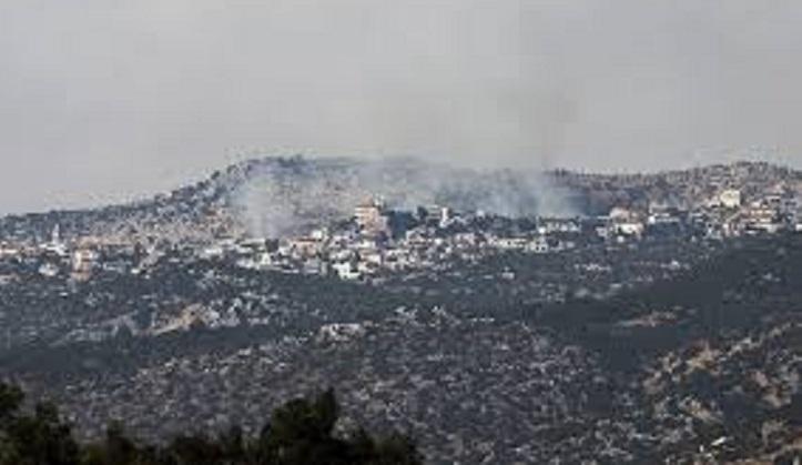 Israel army says killed 4 planting bombs at Syria border