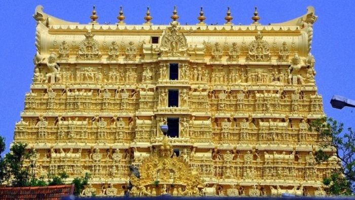 A One Trillion Dollar Hidden Treasure Chamber is Discovered at India's Sree Padmanabhaswamy Temple