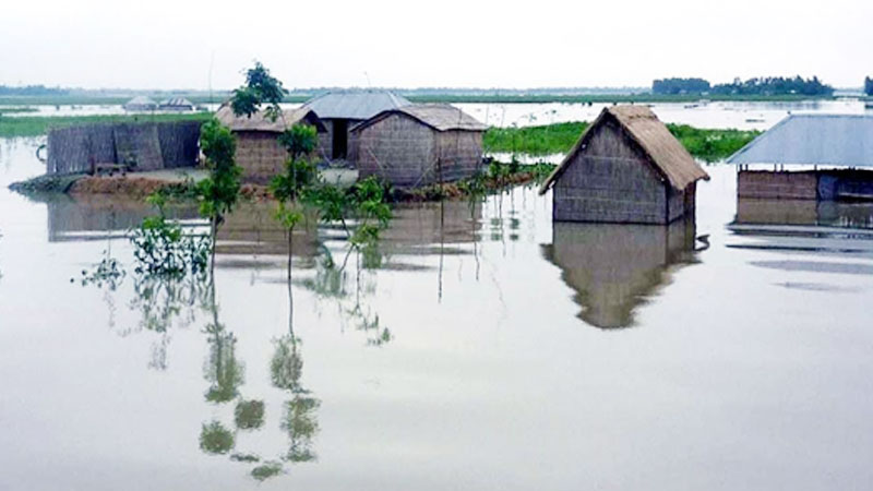Flood situation in Brahmaputra basin starts improving