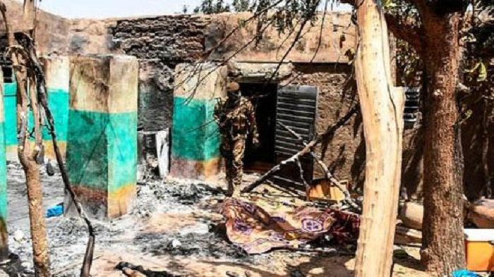 Five soldiers killed in twin attacks in central Mali