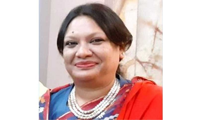 Reserved seat MP Salma Chowdhury tests positive for Covid-19