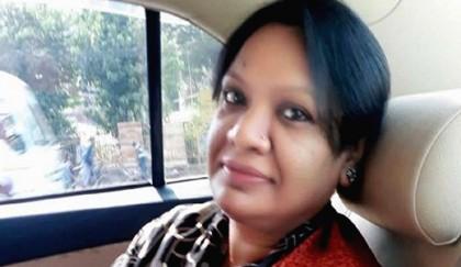 Covid-19 infected MP Salma Chowdhury taken to Dhaka for treatment